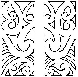 Maori Design Borders Backgrounds Pictures