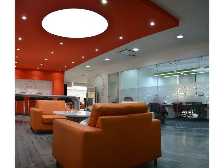 Oficinas Genesys Bogota.  Cambio imagen corporativa.