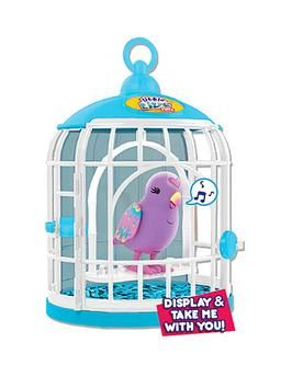 Little Live Pets Bird Cage Beauty Bella very.co.uk