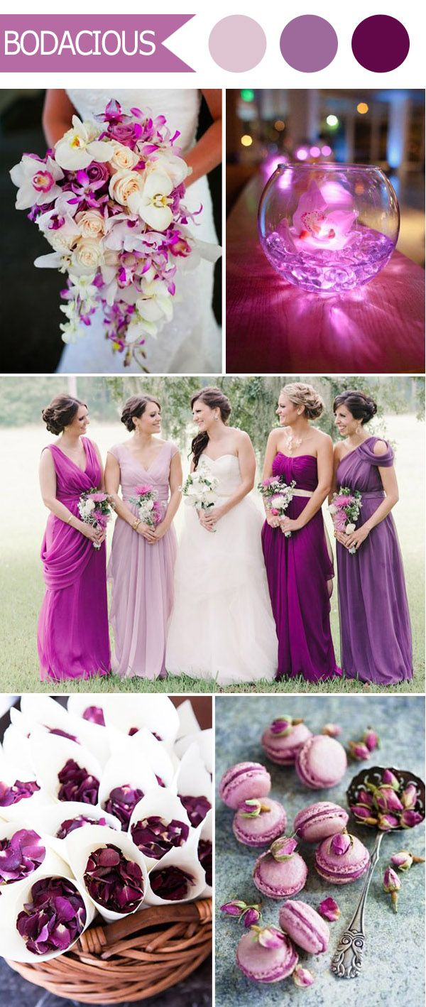 Plum Colored Dresses