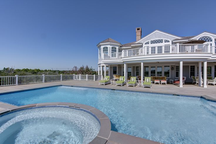Spend any two weeks this summer relaxing and enjoying your life in laid back luxury in Quogue, one of the most desirable areas of the world famous Hamptons. This beautifully designed and furnished home offers all the amenities one could want in a fabulous oceanfront location. For rental details contact Frank Malagon, Licensed Real Estate Salesperson, 631.288.3030.  #luxuryrealestate #hamptons #hamptonsrealestate #properties #househunting