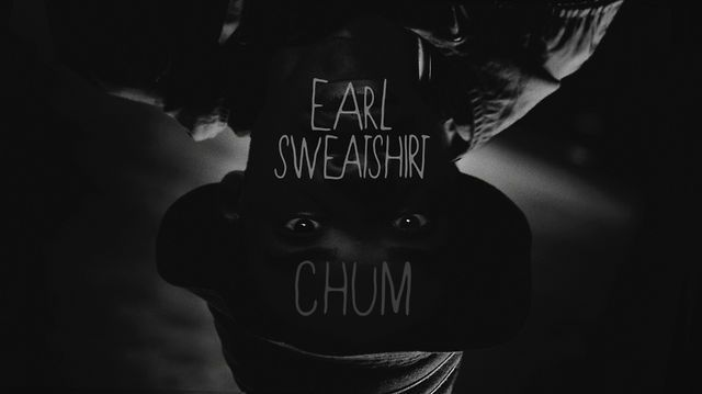 "Official music video for Earl Sweatshirt's first single ""Chum"" from his upcoming album ""Doris.""   dir Hiro Murai prod Jason Colon dp Larkin Seiple ad Nick Lee art Max Orgell gaffe Matt Ardine ac Matt Sanderson  edit Isaac Hagy vfx / color Me  exec prod Danielle Hinde - Doomsday Ent commissioner Bryan Younce - Columbia Records"