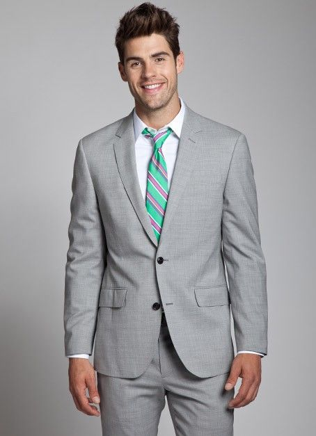 50 best images about Men's Light Grey Suits on Pinterest | Wool ...
