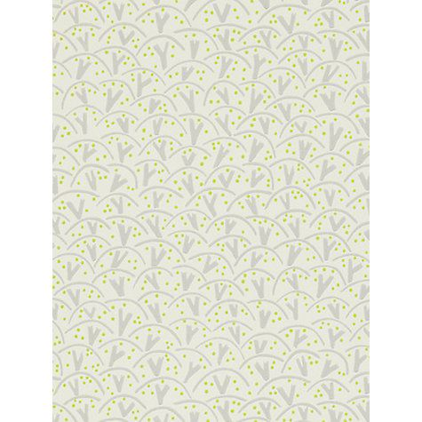 Buy Sanderson Cherry Hills Wallpaper, Silver, 211093 Online at johnlewis.com
