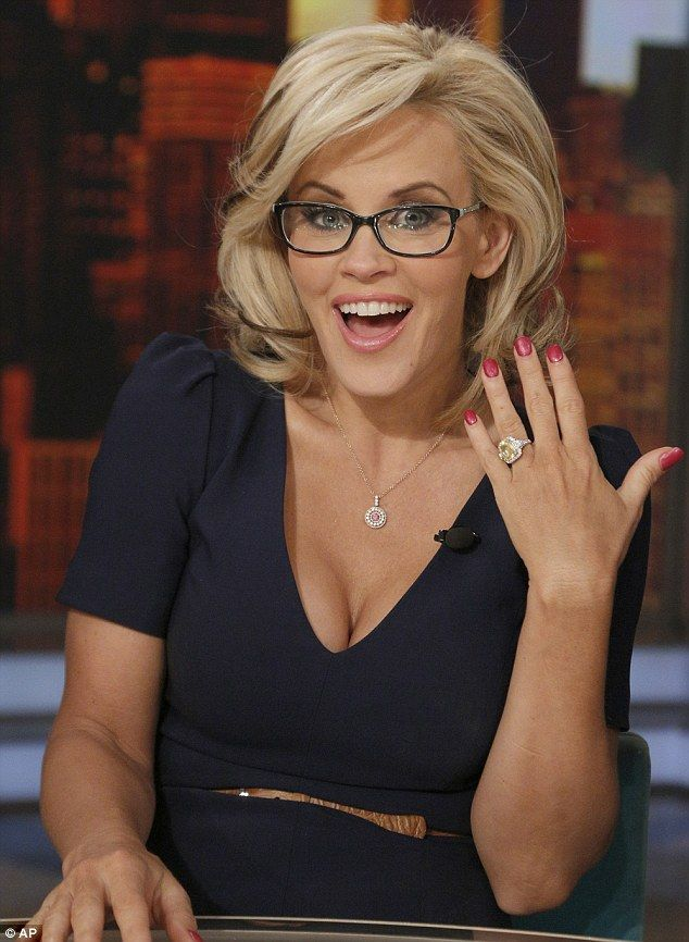 jenny mccarthy the view hair July 2014 - Google Search