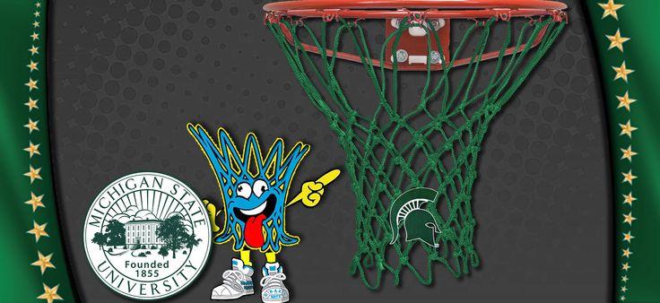 Michigan State University Basketball Net