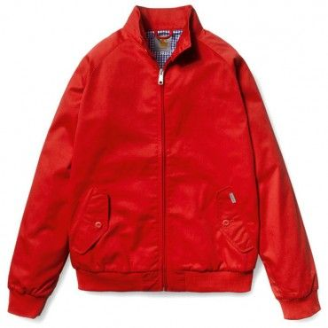 Red Rude Jacket from Carhartt $109