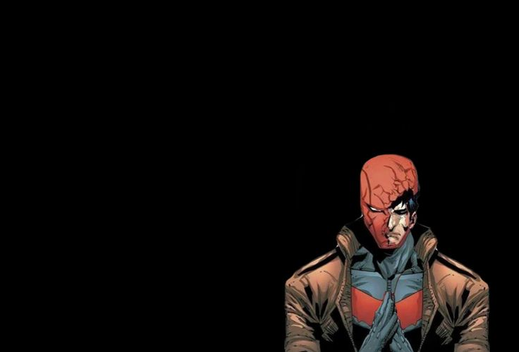 Jason Todd// The Red Hood// Rebirth