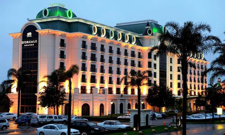 Peermont D'oreale Grande at Emperors Palace Hotel, Casino and Convention Resort.