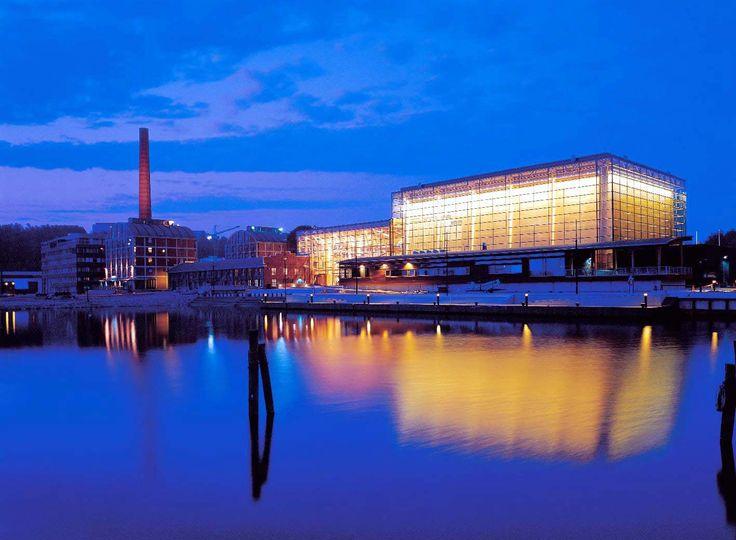 Sibelius Congress Hall, Lahti, Finland