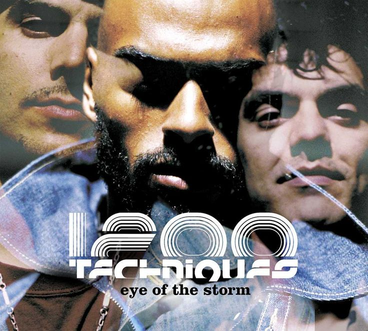 "1200 Techniques ""Eye Of The Storm"" single from the Album Consistency Theory. www.1200techniques.com.au"