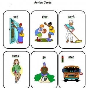 A bunch of printable activities supporting AAC devices using Unity software...