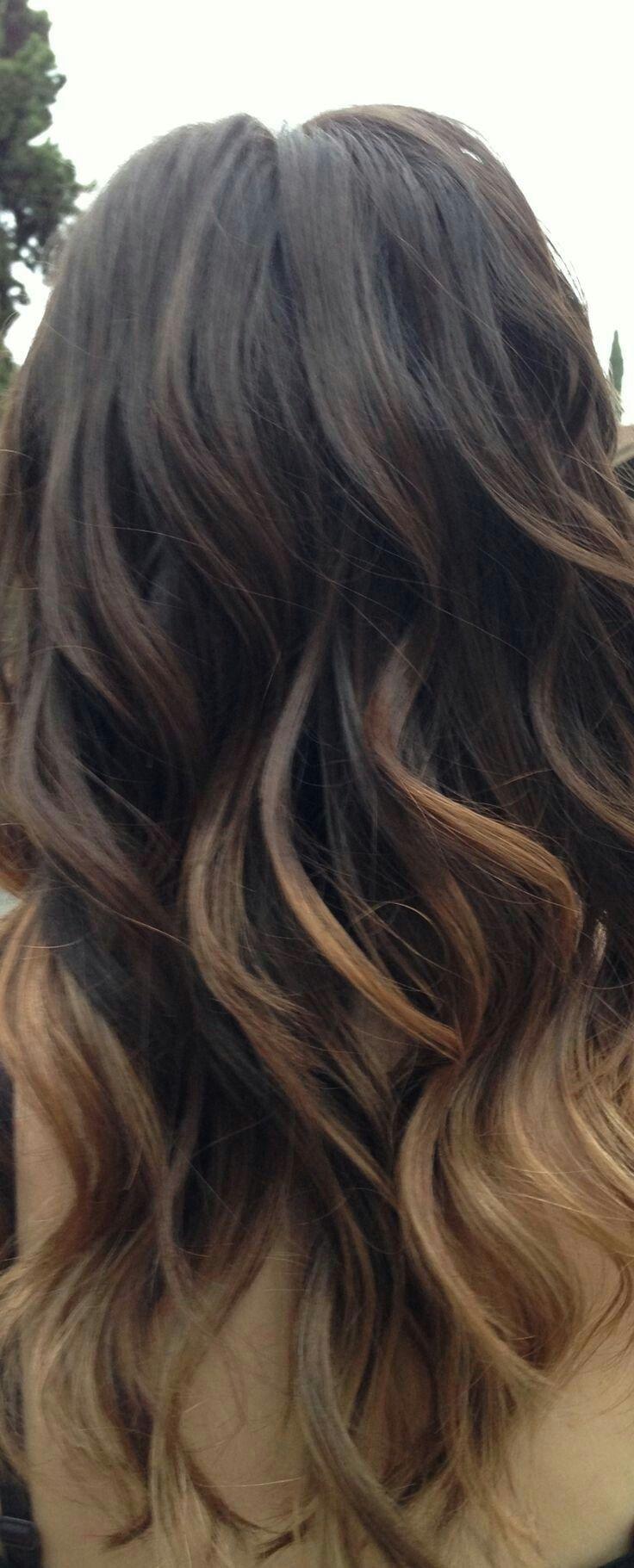 Best 25+ Ombre for dark hair ideas on Pinterest | Dark ...