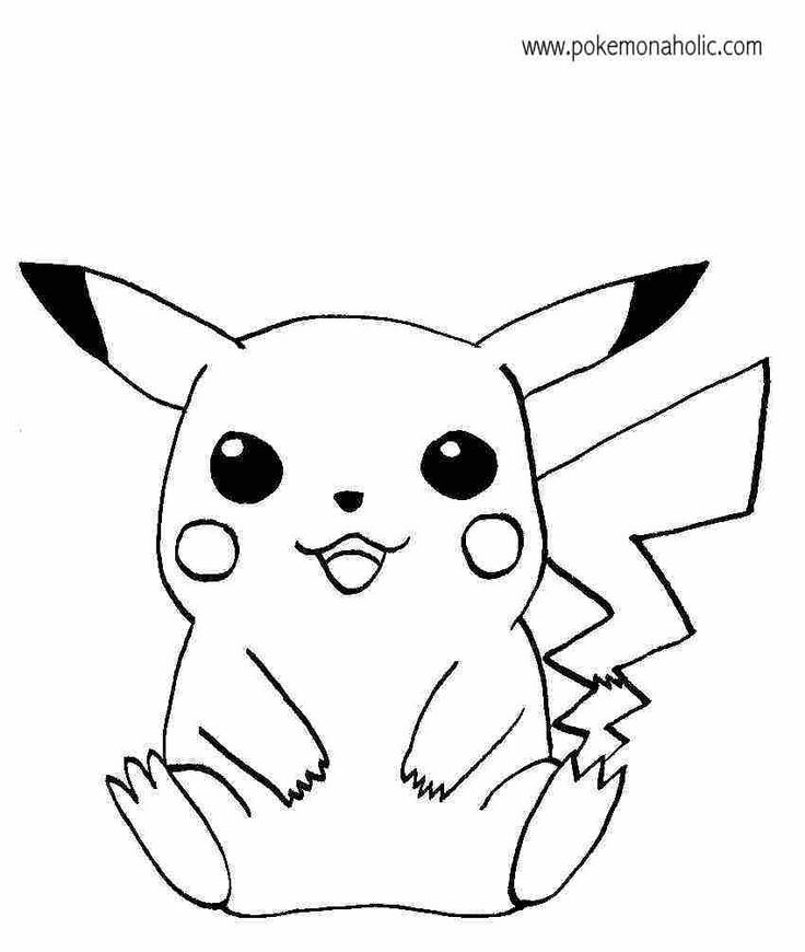baby pokemon coloring pages - photo#6