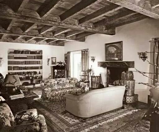 Vintage Hollywood Homes 65 best hogares images on pinterest | classic hollywood, hollywood