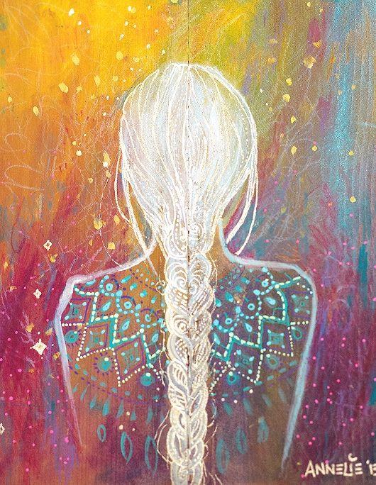 Según pasa la vida la mujer sabia se enfrenta a tres tareas: Aprender a conocerse a sí misma, Aprender a confiar en sí misma y A...