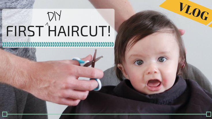 The First Haircut