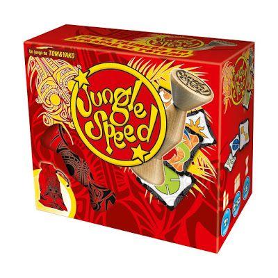 Global Ideas AVR: Asmodee - Jungle Speed, juego de habilidad y refle...
