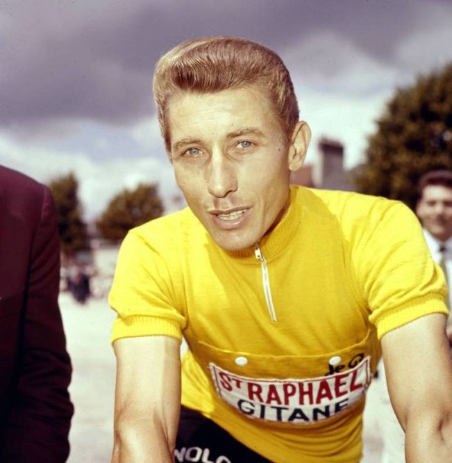 1961- Jacques Anquetil