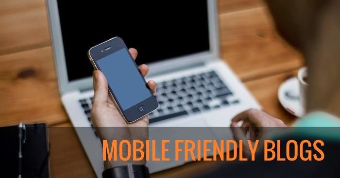 Does your blog has a mobile optimized theme?