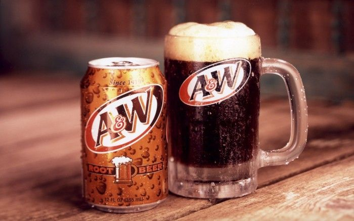 PICK! #AandW #RootBeer, the American classic. It uses high fructose corn syrup, and it's a bit too sweet, but it'll do just fine if you're caught without one of the more gourmet brands. Look also for the #JellyBelly version, as well as for the mini-barrel hard candy version.