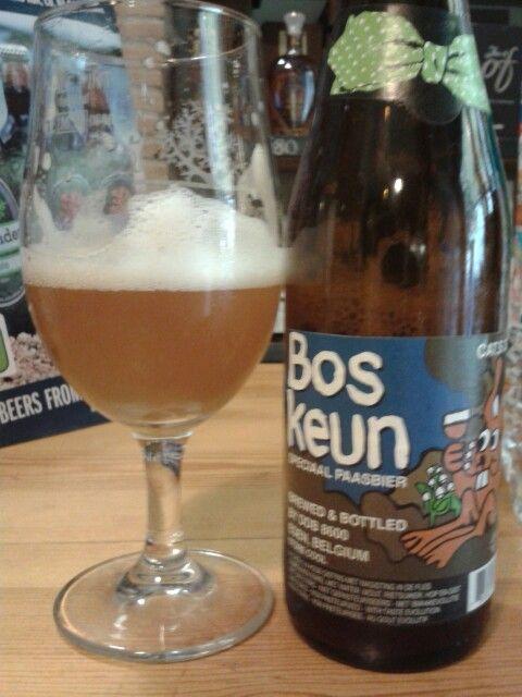 Bos Keun, De Dolle Brouwers, belgian ale, Belgium