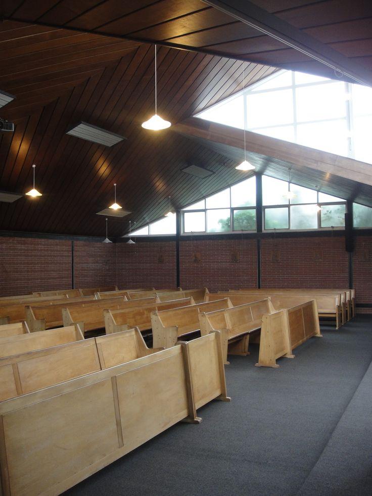 Church renovations by Vorstermans Architects