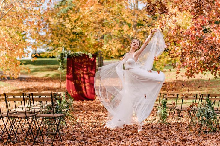 Poetic Ethereal Ballet Inspired | Lovebird Weddings