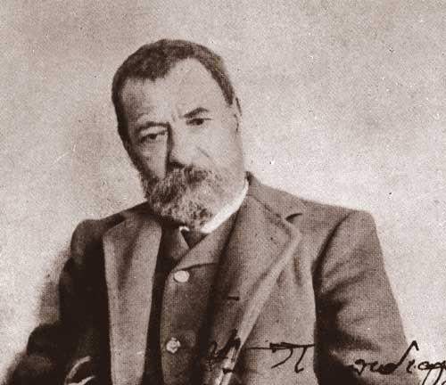Alexandros Papadiamantis, greek novelist