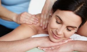 Groupon - Massage or Facial or Both at Lotus Health & Wellness Center (Up to 46% Off)  in Newtown. Groupon deal price: $65
