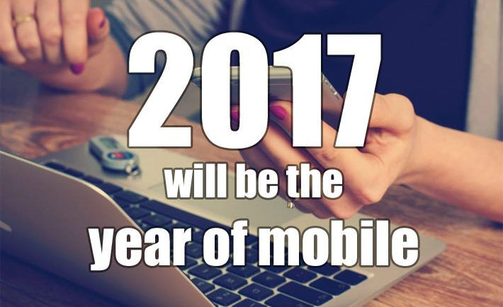 Why Having A More Mobile Friendly Website Is A Must In 2017 - #WebsiteDesigning #WeblinkIndia