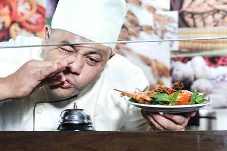 Harris, The Chef