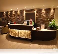 Image result for reception counter design