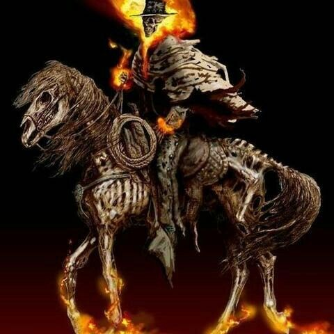 Image Gallery nightmare horse