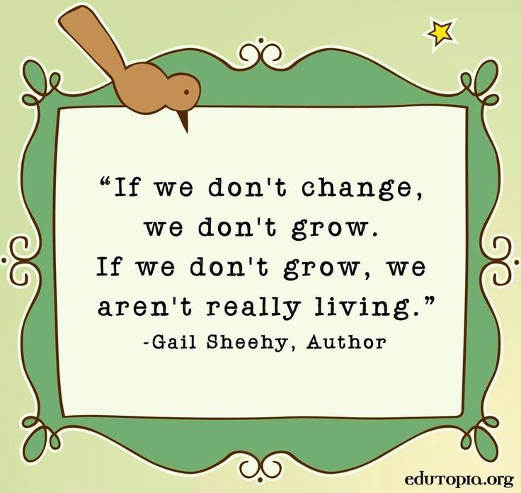 Quotes About Change And Growth: 17 Best Ideas About Change Is Good On Pinterest