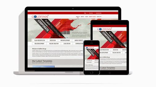 Since responsive design allows you to manage your portal with a single set of hypertext links, hence it reduces the time to maintain a website significantly. This allows you to focus on search engine optimization (SEO) which will improve rankings of your website. For more click http://www.goldfinn.com