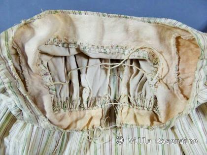 Circa 1795-1805, France, Rare robe de Fillette.