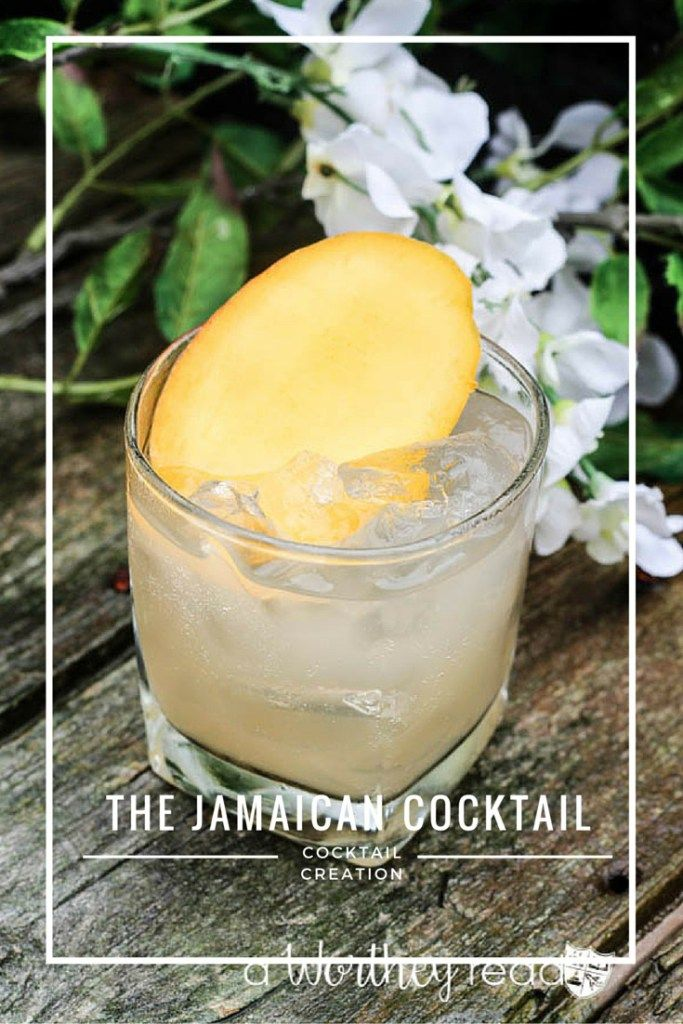 Easy mixed drinks the jamaican cocktail cocktail for Simple tequila mixed drinks