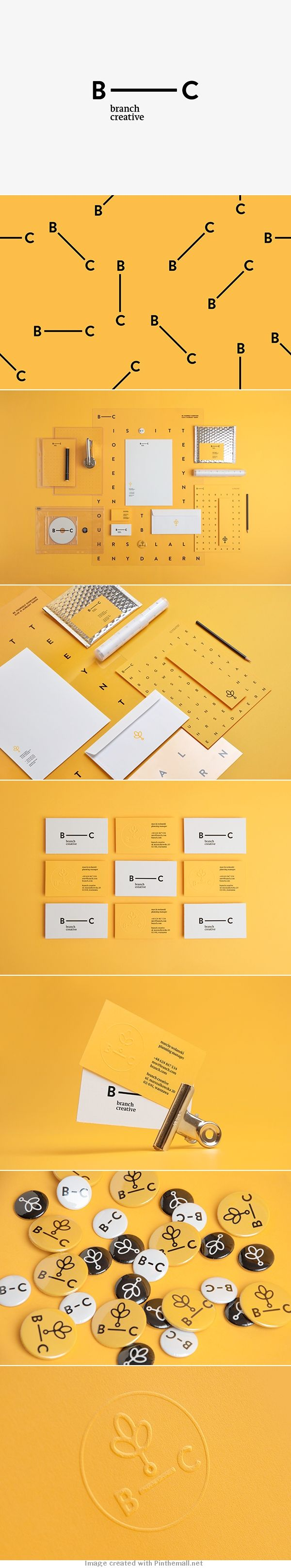 Branch Creative Branding Package