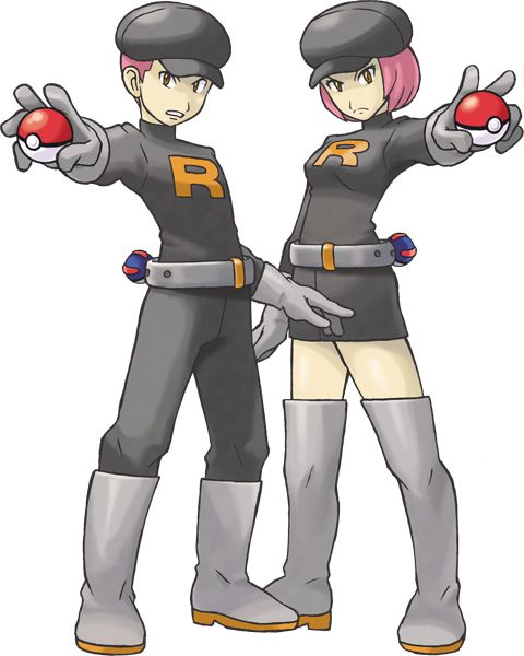 team rocket grunt - Google Search                                                                                                                                                                                 More