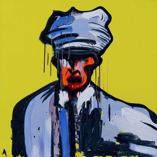Muk-Muk-Fine-Art-Adam-Cullen-Copper- -- More pix of Adam Cullen's at www.JasonAthen.com
