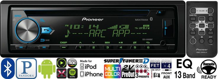 nice Pioneer Automotive Stereo Radio Bluetooth CD Participant Android Pandora Iphone USB AUX Check more at https://aeoffers.com/product/automotive-vehicles-online/pioneer-automotive-stereo-radio-bluetooth-cd-participant-android-pandora-iphone-usb-aux/