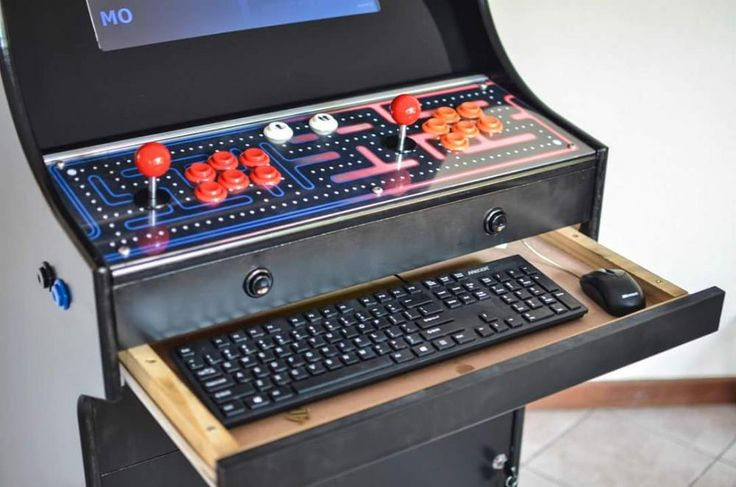 arcade cabinet front end - Google Search