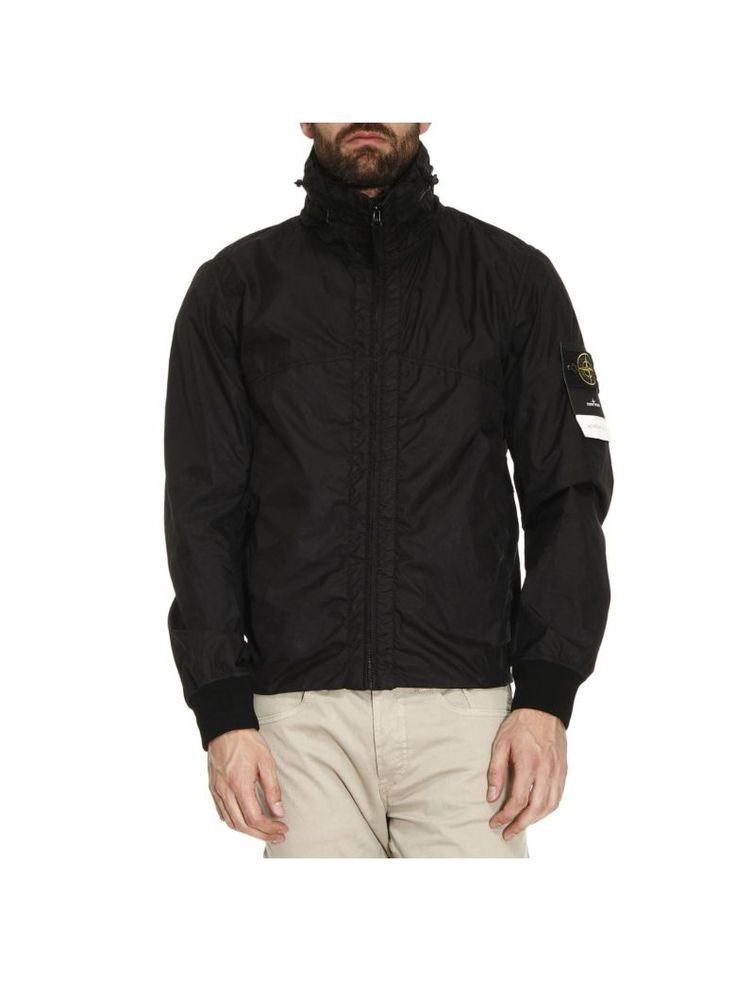 STONE ISLAND Jacket Jacket Men Stone Island. #stoneisland #cloth #https: