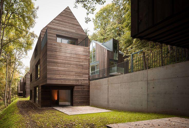 Galería - Desarrollo Residencial Rasu Namai / Paleko Arch Studija + PLAZMA - 5