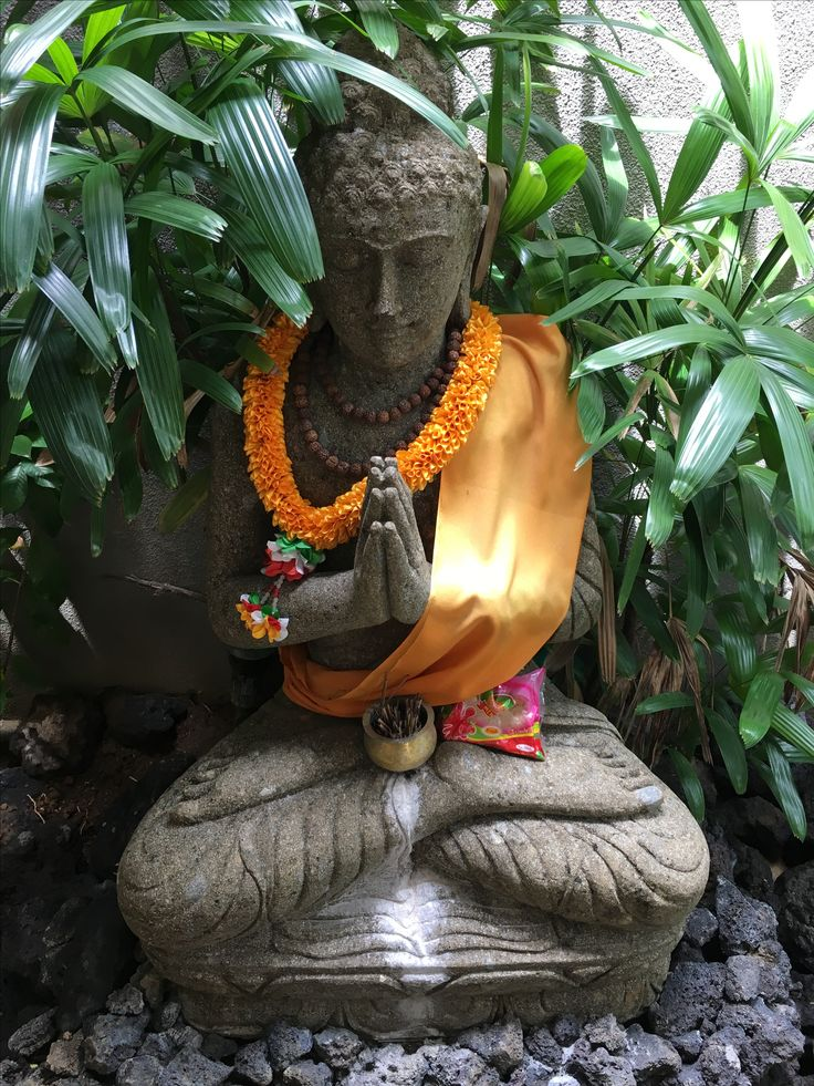 Calming & refreshing, #Buddha at #AyatanaBali in #Seminyak