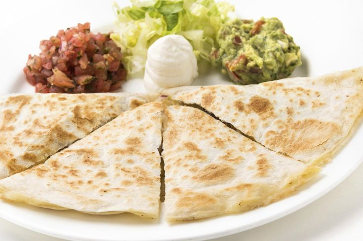 This Grilled Chicken Quesadilla Recipe Also Makes a Great Appetizer