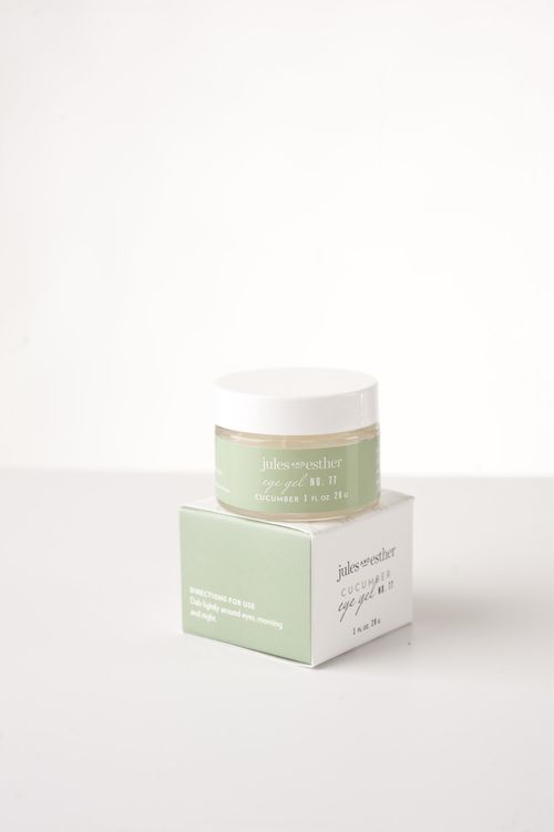 Jules & Esther Skincare Packaging by Design Womb, Chicago @designwomb