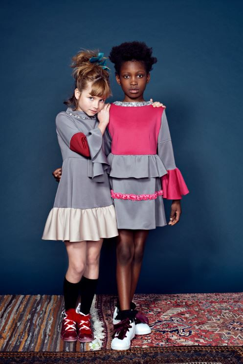 Isossy Children AW17 'Passion Is Play' Campaign shot by Nadja Pollack #alegremedia http://www.isossychildren.com/ www.alegremedia.co.uk