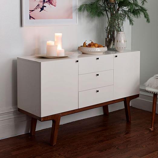 die besten 25 modern buffet ideen auf pinterest vintage lampen moderne inneneinrichtung und. Black Bedroom Furniture Sets. Home Design Ideas